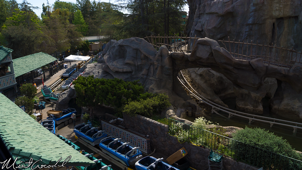 Disneyland Resort, Disneyland, Fantasyland, Matterhorn, Bobsled, Refurbishment, Refurbish, Refurb