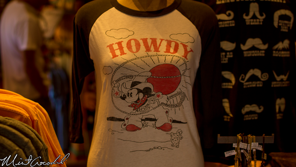 Disneyland Resort, Disneyland, Frontierland, Howdy, Mickey Mouse, Shirt