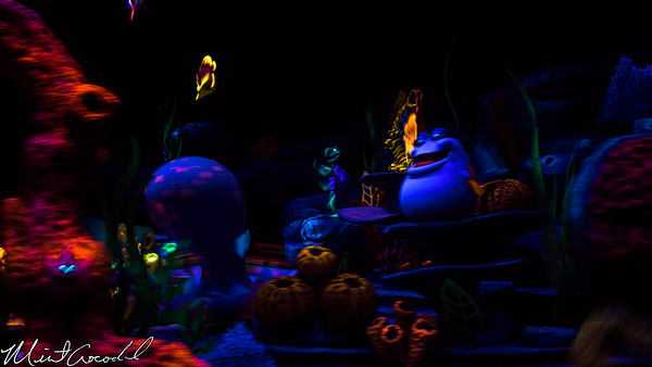 Disneyland Resort, Disney California Adventure, Little Mermaid
