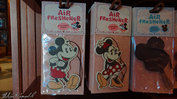 Disney California Adventure, Buena Vista Street, Air Freshner