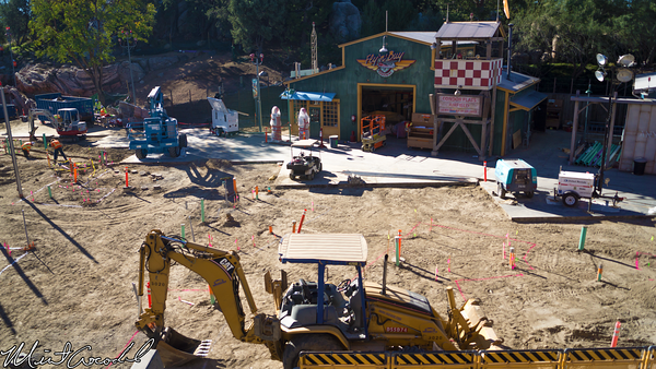 Disneyland Resort, Disneyland, Disney California Adventure, Condor, Flats, Grizzly, Peak, Airfield, Refurbishment, Refurbish, Refurb