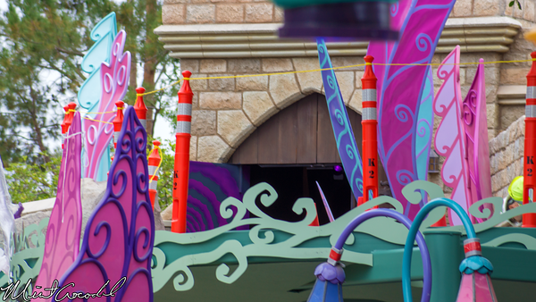 Disneyland Resort, Disneyland, Alice in Wonderland, Refurbishment, Refurbish, Refurb