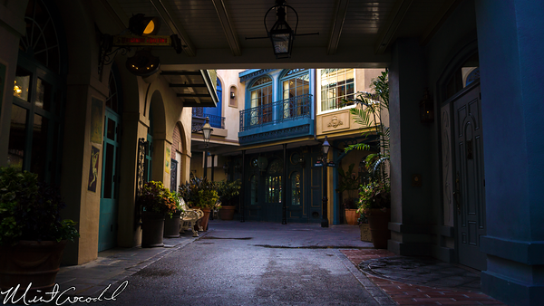 Disneyland Resort, Disneyland, New Orleans Square, Club 33
