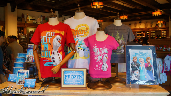 Disneyland Resort, Disney California Adventure, Olaf, Frozen, Merchandise