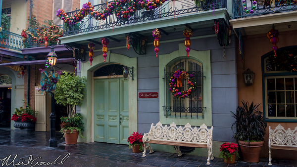 Disneyland Resort, Disneyland, New Orleans Square, Royal Courtyard, Refurbishment, Refurbish, Refurb