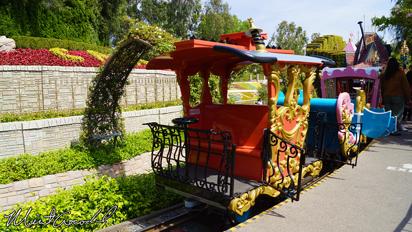 Disneyland Resort, Disneyland, Casey Jr., Caboose