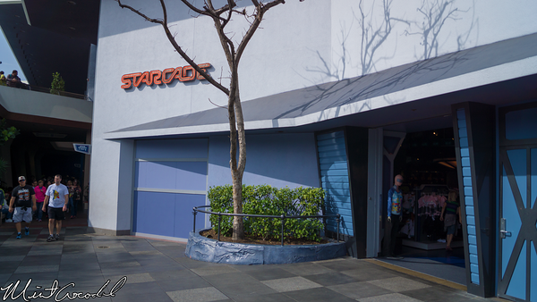 Disneyland Resort, Disneyland, Tomorrowland, Starcade, Closed