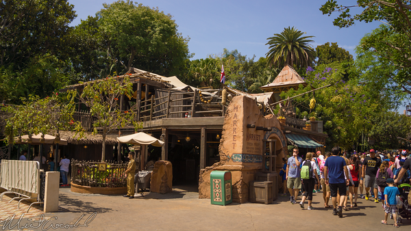 Disneyland Resort, Disneyland, Adventureland, Jungle, Cruise, Queue
