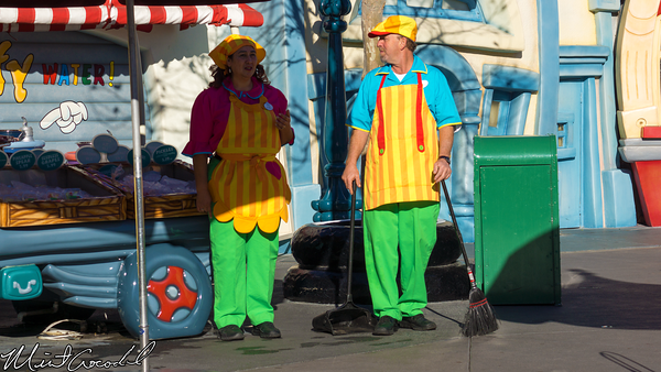 Disneyland Resort, Disneyland, Food, Restaurant, Mickey's, Toon, Town, New, Costumes