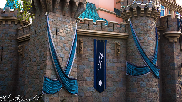 Disneyland Resort, Disneyland, Sleeping, Beauty, Castle, Disneyland60, Diamond, Celebration, Bling, Dazzle