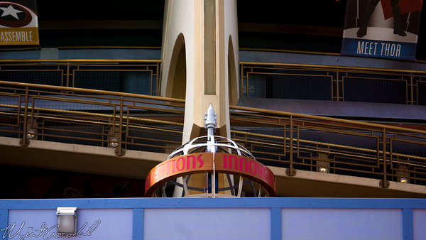 Disneyland Resort, Disneyland, Tomorrowland, Innoventions, Refurbishment, Refurbish, Refurb