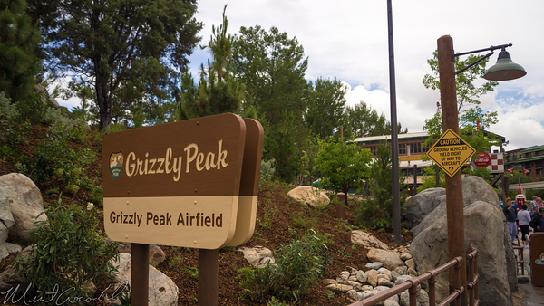 Disneyland Resort, Disney California Adventure, Grizzly, Peak, Airfield, Disneyland60, Soarin, Over, California, Smokejumpers, Grill, Humphry's, Condor, Flats