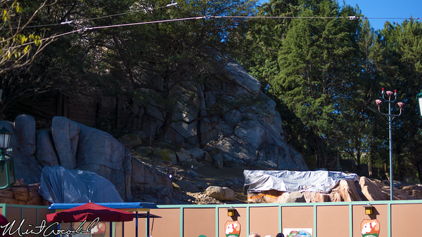 Disneyland Resort, Disney California Adventure, Condor, Flats, Grizzly, Peak, Airfield, Refurbishment, Refurbish, Refurb