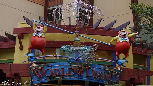 Disneyland Resort, World of Disney, Downtown Disney