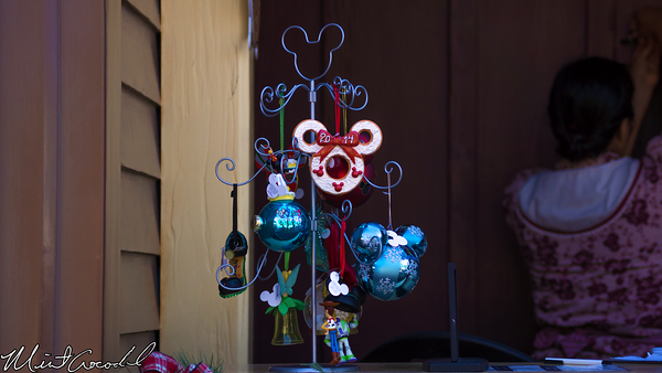 Disneyland Resort, Disneyland, Frontierland, Christmas, Christmas Time, Personalize, Ornament