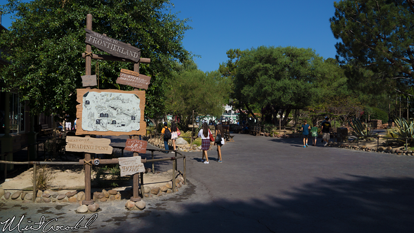 Disneyland Resort,Disneyland Resort, Disneyland, Frontierland, Legends of Frontierland