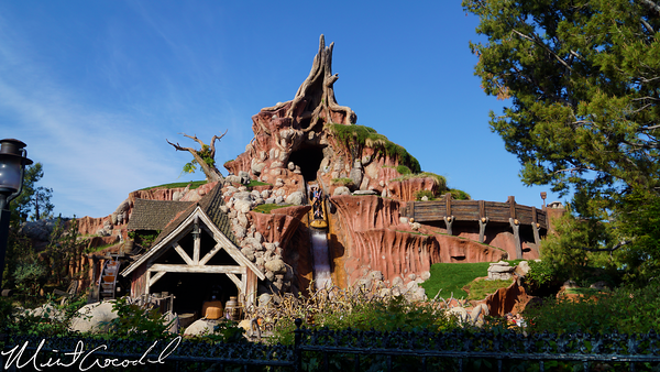 Disneyland Resort, Disneyland, Critter Country, Splash, Mountain