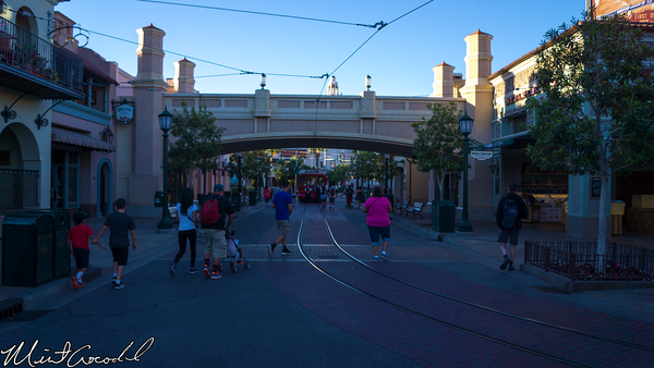 Disneyland Resort, Disney California Adventure, Buena Vista Street