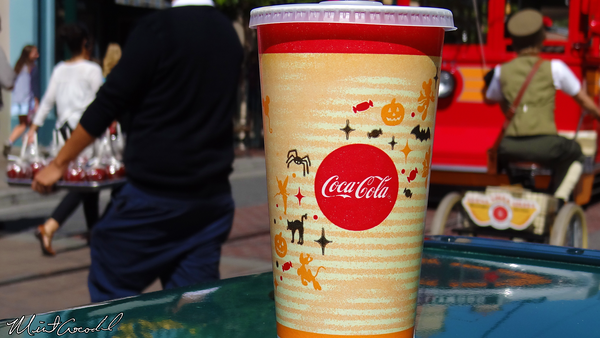 Disneyland Resort, Disney California Adventure, Halloween Time, Cup
