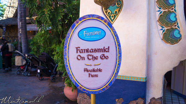 Disneyland Resort, Disneyland, Aladdin's Oasis, Restaurant, Fantasmic, Dining, Package