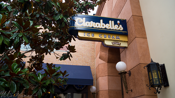 Disneyland Resort, Disneyland60, Disney California Adventure, Buena, Vista, Street, Clarabelle, Ice, Cream
