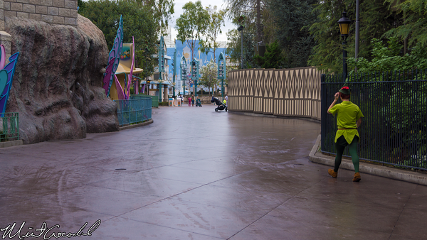 Disneyland Resort, Disneyland, Fantasyland, Peter Pan