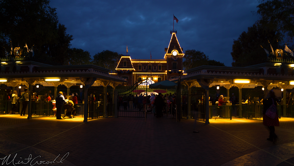 Disneyland Resort, Disneyland60, 60, Anniversary, 24, Hour, Party, Celebration, Kick, Off, Disneyland, Main, Entry, Plaza