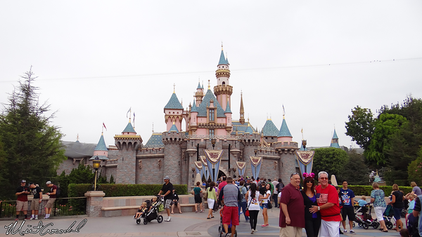 Disneyland Resort, Disneyland, Fantasyland, Sleeping Beauty Castle