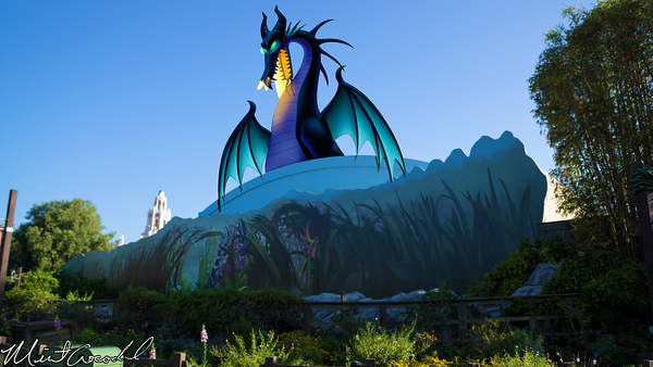 Disneyland Resort, Disney California Adventure, it's tough to be a bug, Maleficent