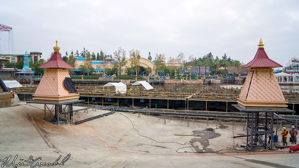 Disneyland Resort, Disney California Adventure, Paradise, Pier, Bay, World, Color, Refurbishment, Refurbish, Refurb