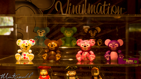 Disneyland Resort, Disney California Adventure, Duffy, Vinylmation