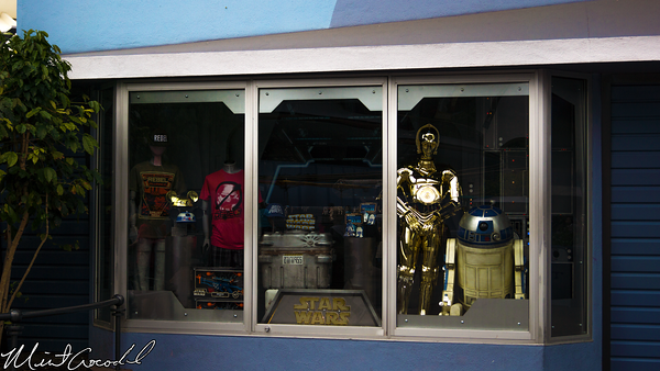 Disneyland Resort, Disneyland, Star, Trader, Star, Wars, Window, Display