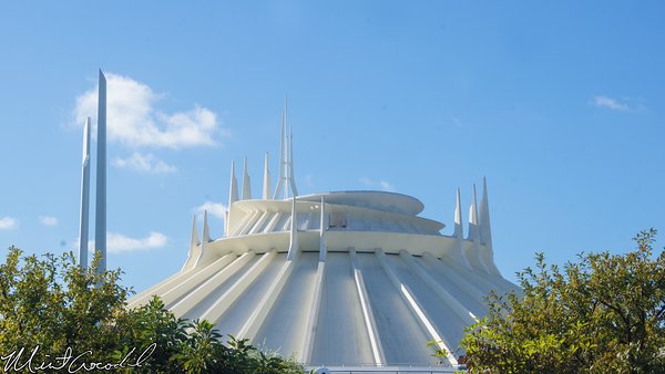 Disneyland Resort, Disneyland, Tomorrowland, Space Mountain, Exit