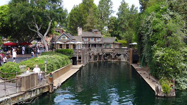Disneyland Resort, Disneyland, Frontierland, Harbor Galley, Limited, Time, Magic