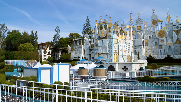 Disneyland Resort, Disneyland, it's a small world, Refurbishment, Refurb