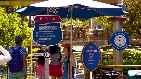 Disneyland Resort, Disneyland60, Disneyland, Tomorrowland, Autopia