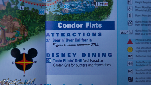 Disneyland Resort, Disney California Adventure, Condor Flats, Refurbishment, Refurbish, Refurb
