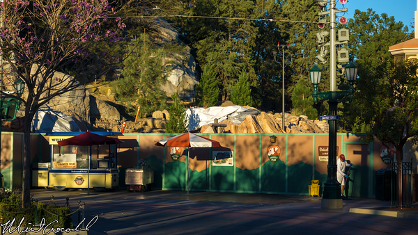 Disneyland Resort, Disney California Adventure, Buena Vista Street, Grizzly, Peak, Airfield, Condor, Flats, Refurbishment, Refurbish, Refurb