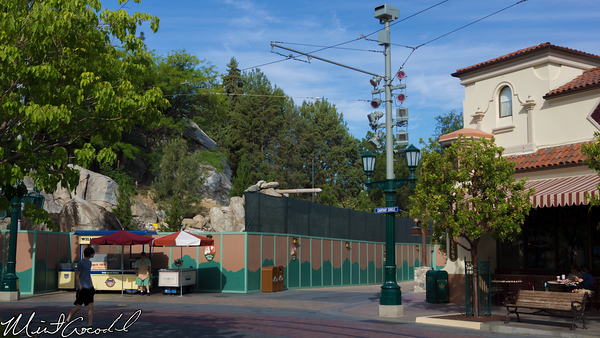 Disneyland Resort, Disney California Adventure, Grizzly, Peak, Airfield, Condor, Flats, Refurbishment, Refurbish, Refurb
