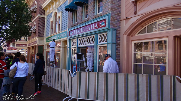 Disneyland Resort, Disneyland, Main Street USA, Market House