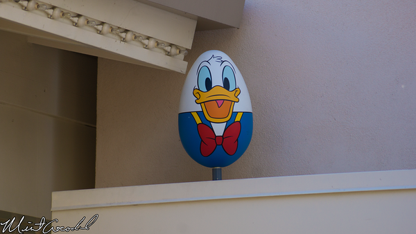 Disneyland Resort, Disney California Adventure, Easter, Egg, Hunt, Eggstravaganza, Donald, Silly, Symphony, Swings