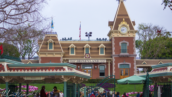 Disneyland Resort, Disneyland, Main Street, U.S.A.