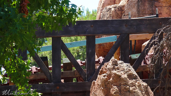 Disneyland Resort, Big Thunder Mountain Railroad, Refurbishment, Refurb