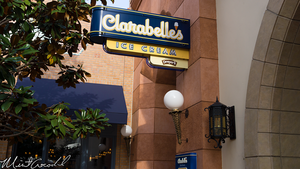 Disneyland Resort,Disney California Adventure, Buena Vista Street, Clarabelle's