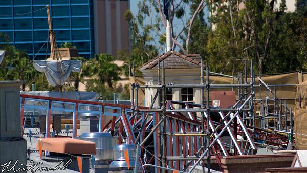 Disneyland Resort, Disneyland, Club 33, New Orleans Square, Refurbishment, Refurb