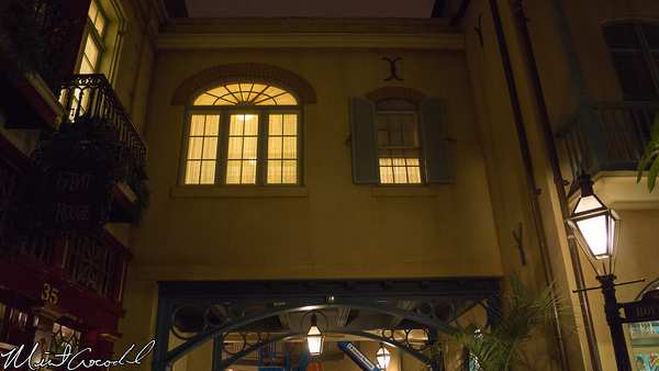 Disneyland Resort, Disneyland, New Orleans Square, Club 33, Refurbish, Refurbishment, Refurb