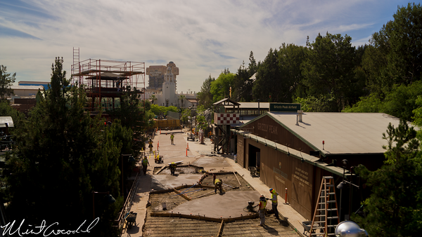 Disneyland Resort, Disneyland, Disney California Adventure, Monorail, Condor, Flats, Grizzly, Peak, Airfield, Humphrey's, Fly, Buy, Refurbishment, Refurbish, Refurb