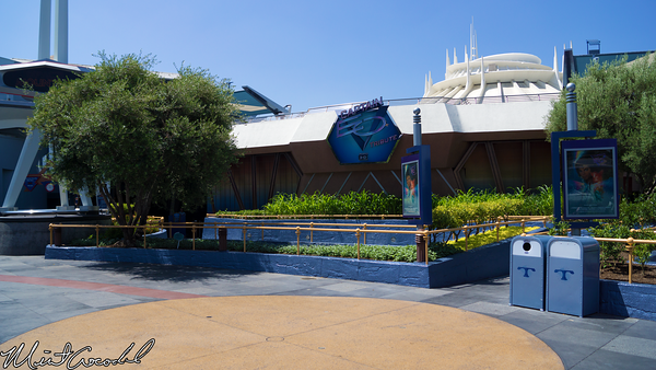 Disneyland Resort, Disneyland, Space Mountain, Refurbishment, Refurb, Captain EO
