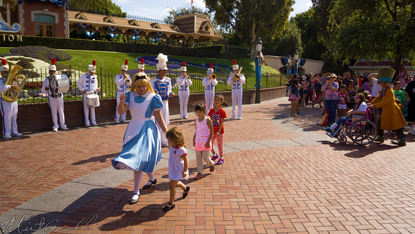 Disneyland Resort, Disneyland60, Disneyland, Marching, Band
