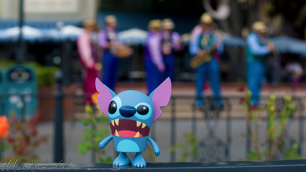 Disneyland Resort, Disneyland60, Disneyland, New, Orleans, Square, Jazz, Stitch, Vinylmation
